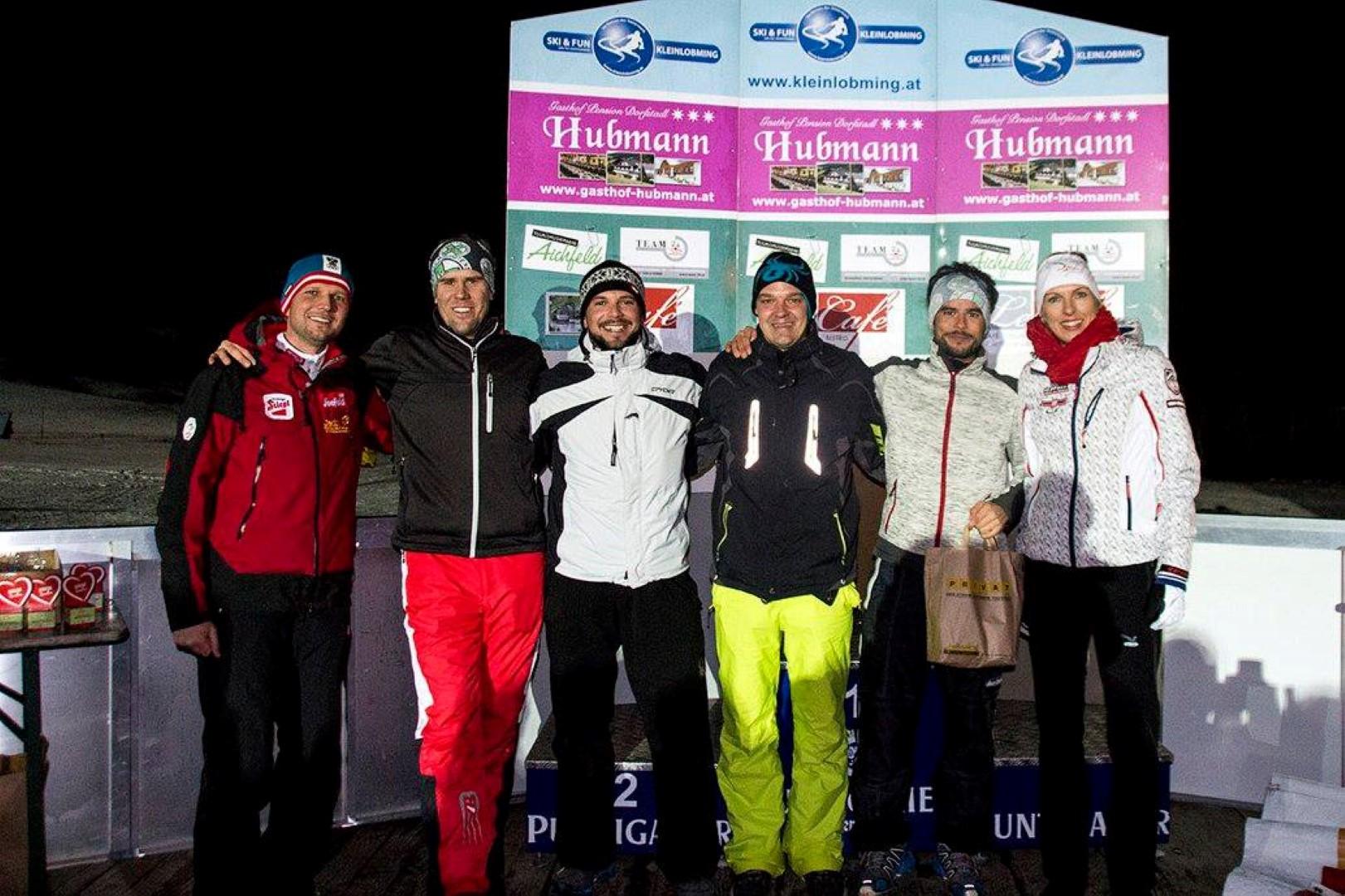 """4ter Platz für das Team """"Generali-Schneelöwen"""""""